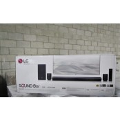 5 Pallets of Home Theater Soundbar Systems by Sony, Samsung, LG & More, 111 Units, Ext. Retail $36,669 CAD, Grade C, Barrie, ON, Canada